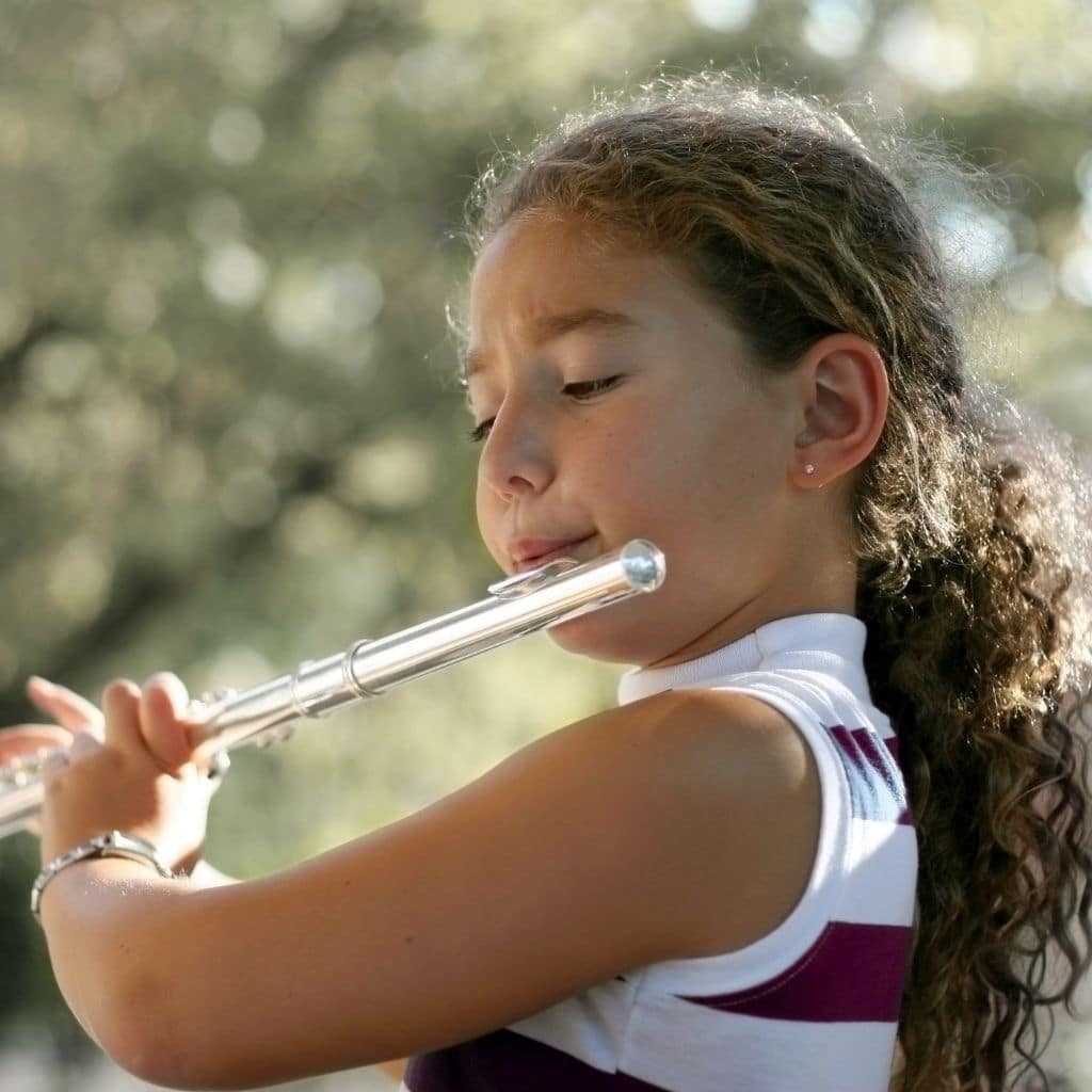 Kids flute lessons